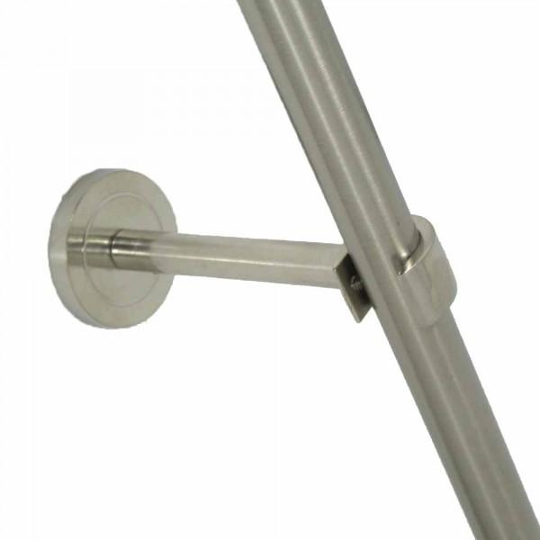 Einläufiger Wandträger für 20 mm Rohr