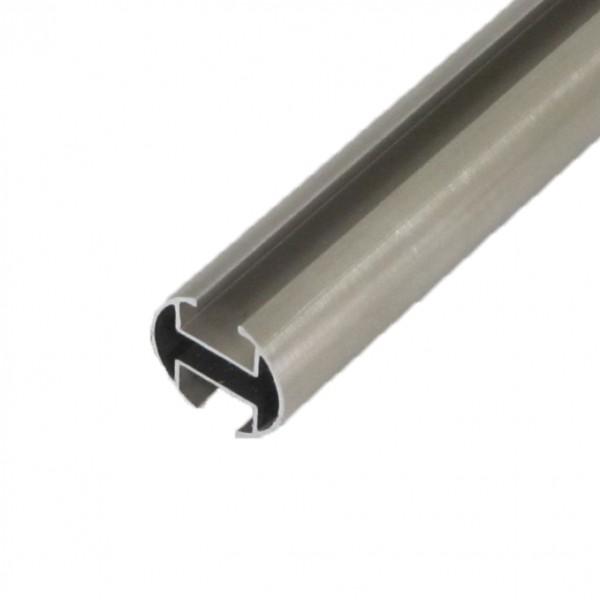 Aluminium Innenlaufprofil, 20 mm Durchmesser, 120 cm lang