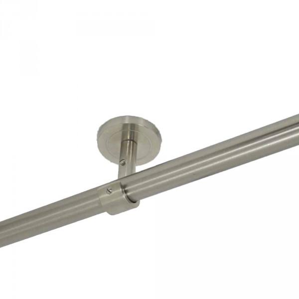 Einläufiger Deckenträger für 20 mm Rohre.