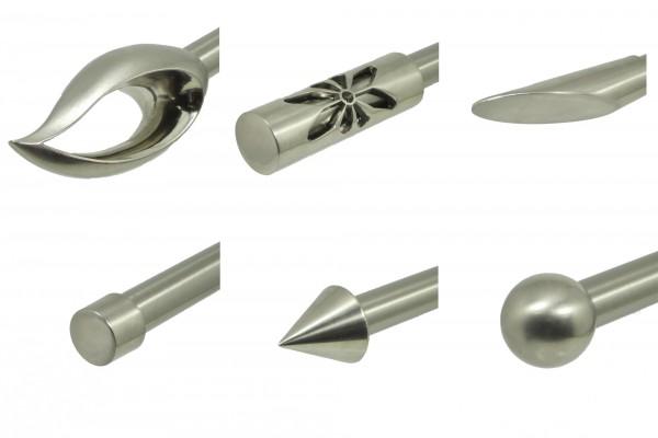 Endstücke 16mm, verschiedene Modelle zur Auswahl