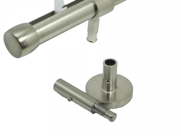 Montageanleitung für Gardinenstangen
